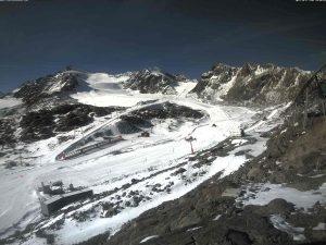 Privat Skilehrer Pitztaler Gletscher Skigebiet